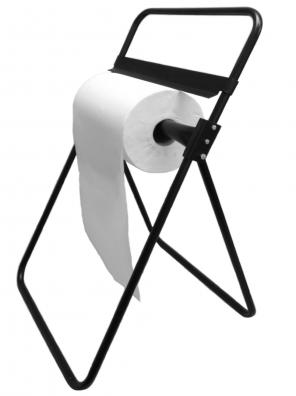 STOJAK NA CZYŚCIWO - PRZENOŚNY Stojak na czyściwo, ręczniki, czyściwa - mobilny
